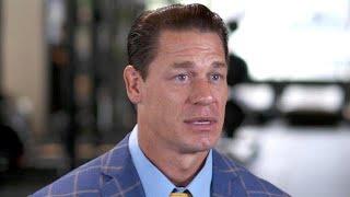 John Cena and FitOps profiled on CBS Evening News @WWE