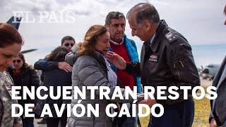 Chile da por muertos a los 38 pasajeros de un avión caído rumbo a la Antártida