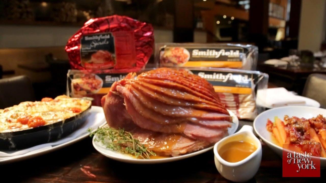 Smithfield Ham And Bacon Youtube