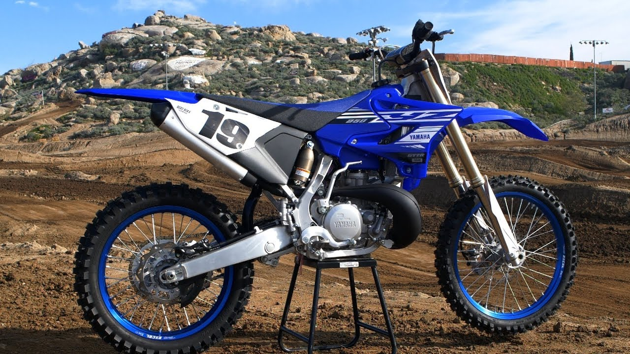 2019 Yamaha Yz250 2 Stroke Dirt Bike Magazine