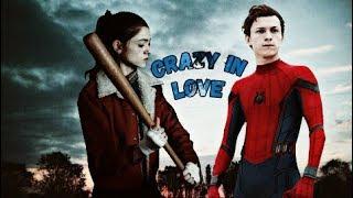 Peter Parker & Ellen Mitch(ОЖП) / Crazy in love