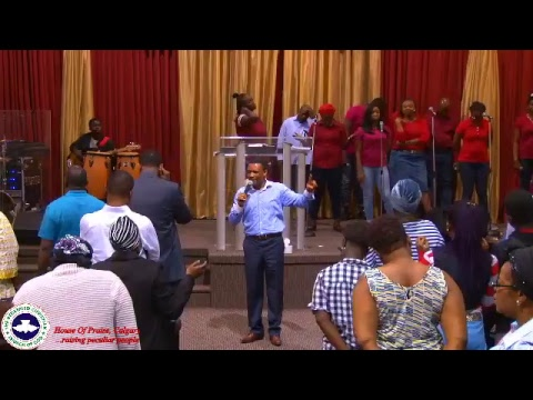 RCCG House Of Praise, Calgary Holy Ghost Service July 28th 2017