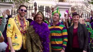 Mardi Gras 2015: Watch 'ncis: New Orleans' Cast Celebrate Krewe Of Orpheus Monarchs Ride