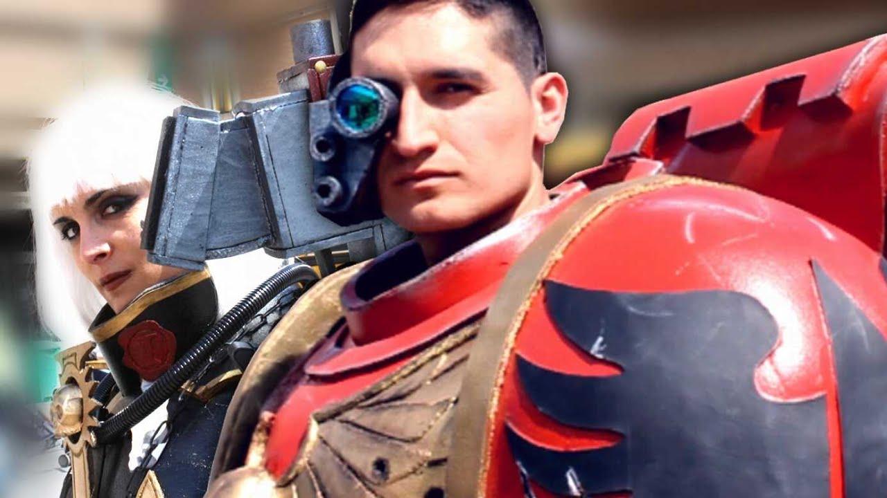 Captain Reinette Torres Warhammer 40.000 Cosplay by alberti on DeviantArt