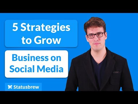Social Media Marketing: 5 Strategies for Small Business [201