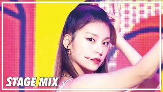 ITZY (있지) - ICY 교차 편집 (Stage Mix) @Show Music Core