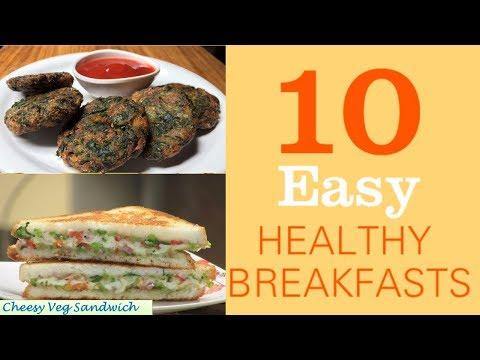 10 Easy Breakfast Recipes   Simple & easy recipes