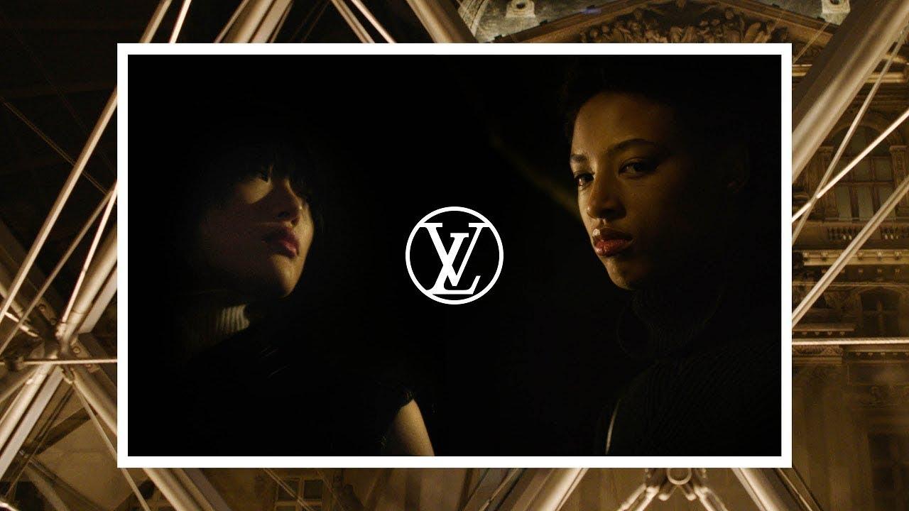 The Louis Vuitton Women's Spring-Summer 2018 Fashion Show from Paris Fashion Week