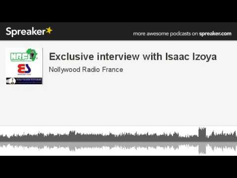 Exclusive interview with Isaac Izoya (made with Spreaker)
