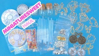 HUGE CRAFT HAUL FROM MINIATURE SWEET - OVER 100 PRODUCTS!