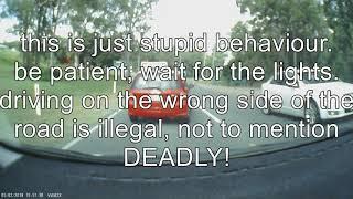 Aberrant (Abhorrent?) Driver Behaviour