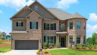 Decorated Model Home Tour, Dallas, GA I 6 Bdrms I 4 Baths I BP $307,990