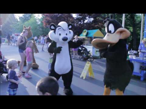 Our Trip to Six Flags New England
