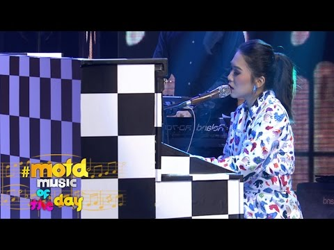 Isyana Sarasvati Mimpi  MOTD  14 November 2016