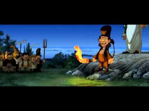 Мультфильм ролли и эльф