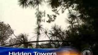 Cell Phone Towers In Disguise (CBS News)
