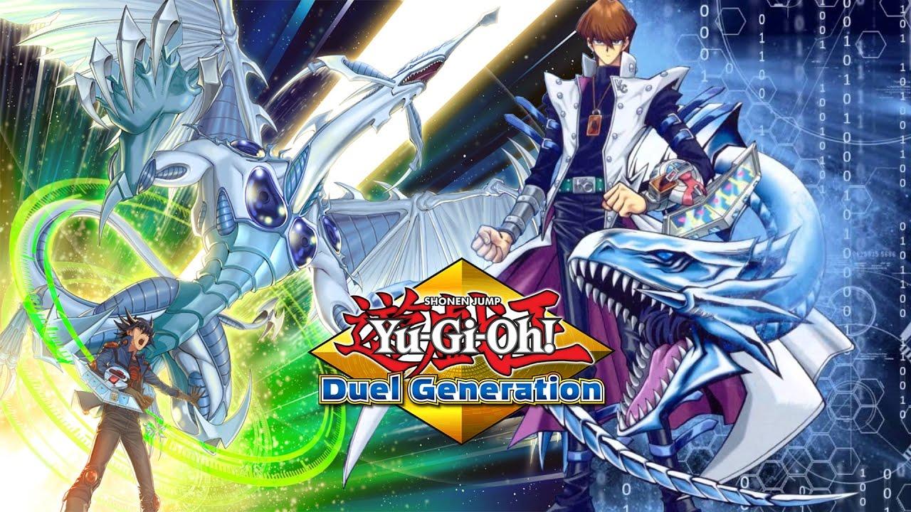 blue eyes white dragon vs stardust dragon let u0027s play yugioh duel