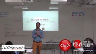 Luis Betancourt - Experto en SEO, SEM y Analítica Web - Marketing Móvil