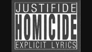 Hardcore Rap Don't Play With Me by Justifide Homicide new