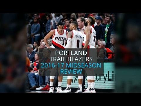 Portland Trail Blazers 2016-17 midseason review