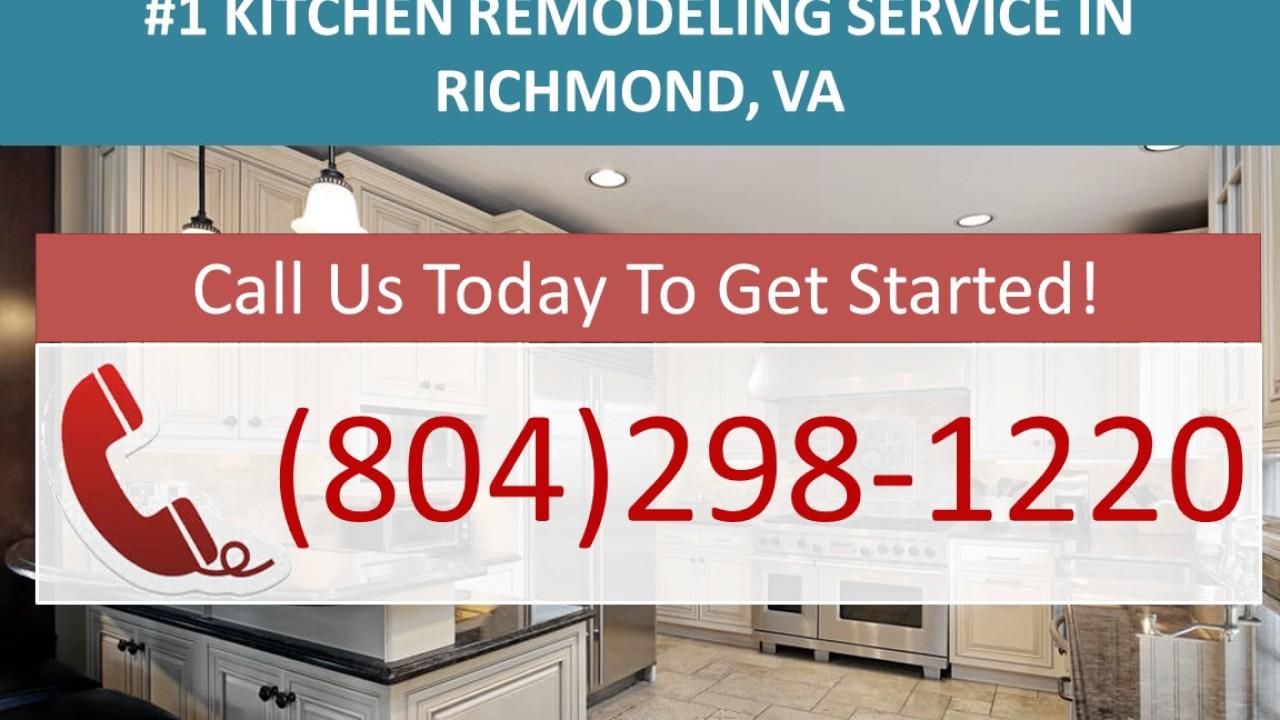 Kitchen Remodel Richmond VA | (804)298-1220 | Kitchen Remodeling