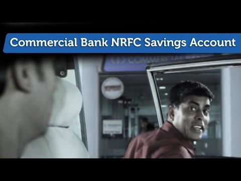 Commercial Bank NRFC Savings Account