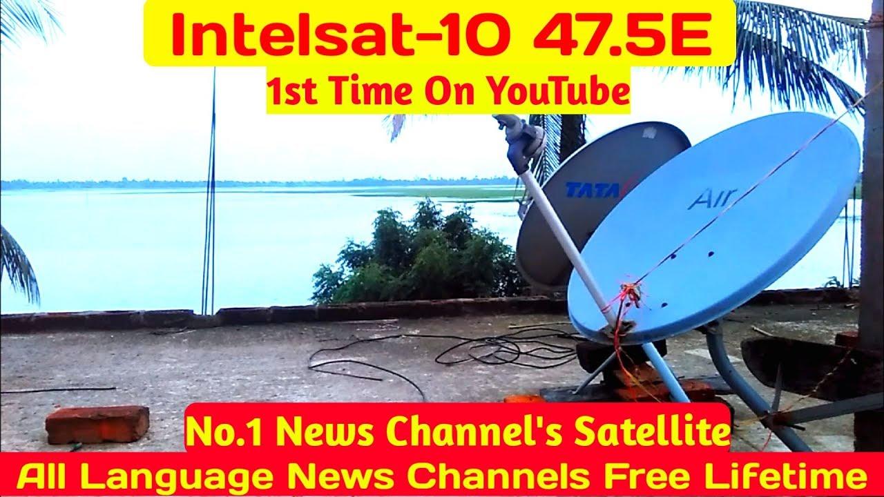 Intelsat-10 47 5E Dish Setting & Channel's List||47E Dish Setting||Dthforyou