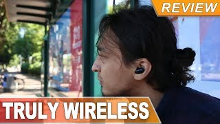 Truly Wireless ( X2-TWS IPX5 ) Wireless Earphones - REVIEW