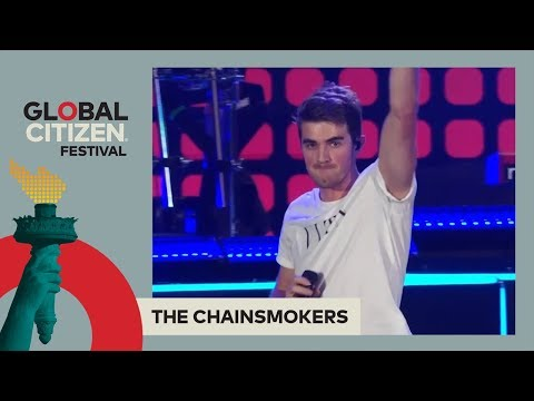 The Chainsmokers Perform 'Honest' | Global Citizen Festival NYC 2017