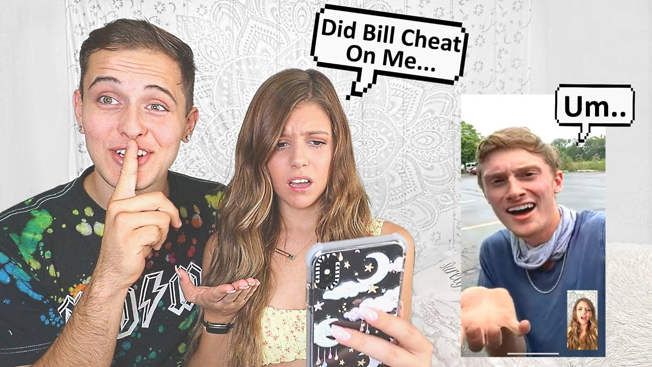 SEEING IF MY BOYFRIEND'S FRIENDS WILL COVER FOR HIM CHEATING... *LOYALTY TEST*