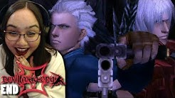 SONS OF SPARDA - Let's Play:Devil May Cry 3:Dante's Awakening Ending PS4 Gameplay Walkthrough Part 4
