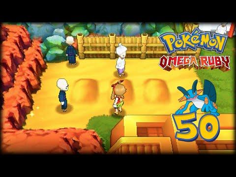 Pokémon Rubí Omega - Cap.50 ¡En busca de las Mega Piedras!