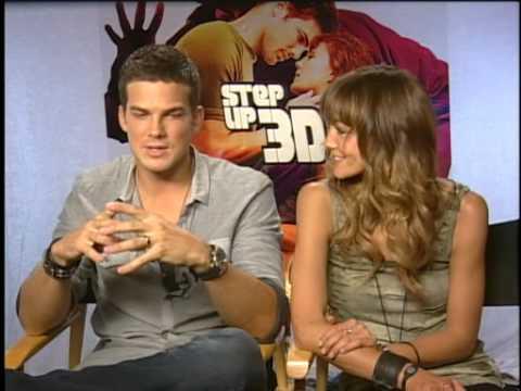"Rick Malambri & Sharni Vinson Interview for ""Step Up 3D"""