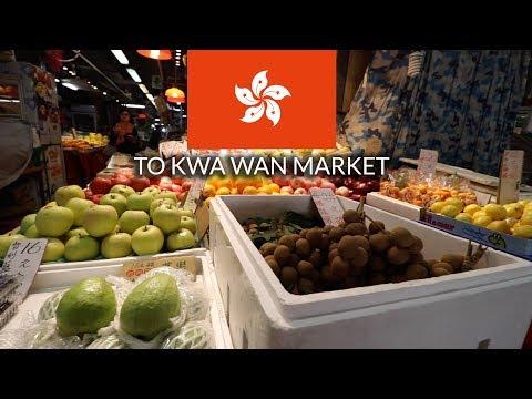 Hong Kong Vlog #4 - TO KWA WAN TOUR IN KOWLOON