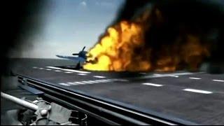 神風特攻隊 vs 空母エンタープライズ 沖縄戦