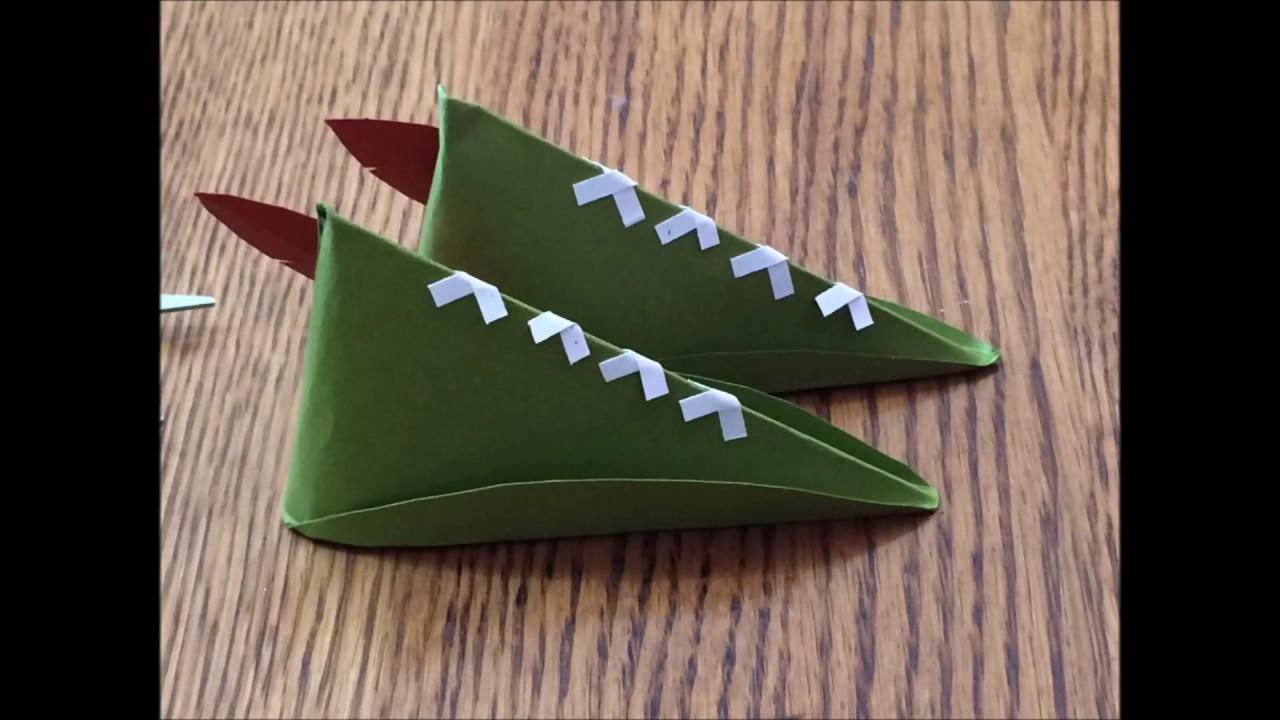 6cb031f05f6 Robin Hood Hat - Stop Motion - YouTube