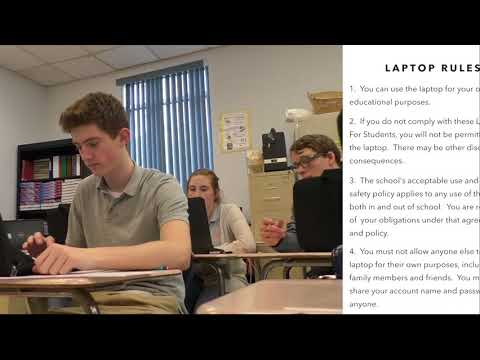 Lake Forest High School 1:1 Technology Initiative
