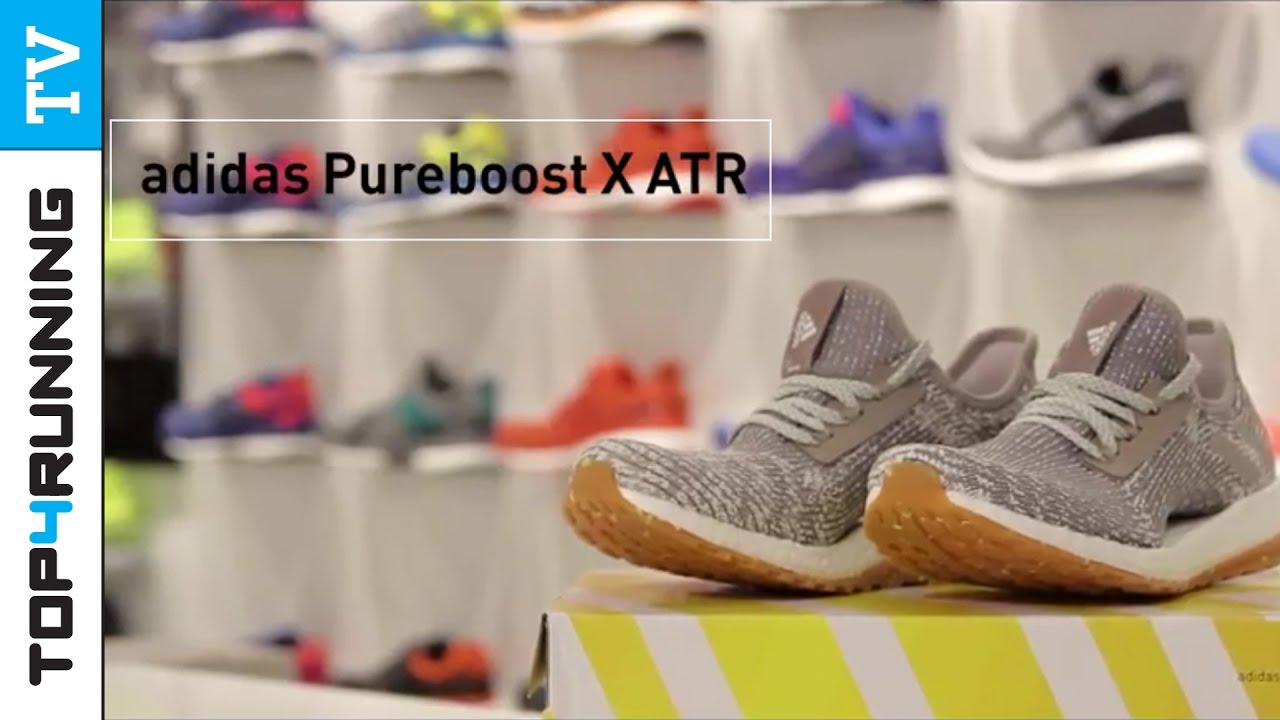 61980c2cb TOP4RUNNING UNBOXING  adidas Pureboost X ATR - YouTube