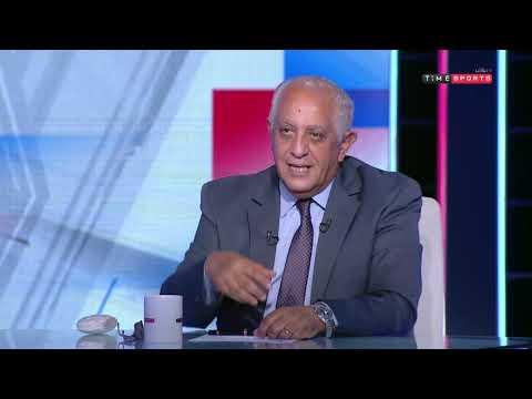 وجهة نظر حسن المستكاوي في استيراد وتصدير اللاعبين من وإلي الدوري المصري-super time