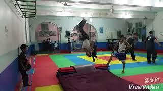 Gymnastic By Hazara Boys