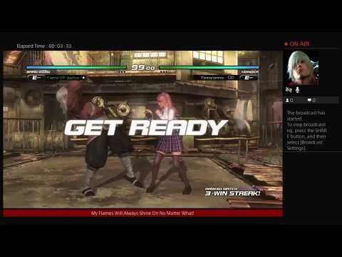Dead Or Alive 5 Last Round: Brad Wong Part 4