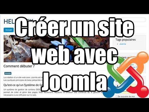 Creer site de rencontre avec joomla