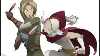 Repeat youtube video Funny zelda skyward sword