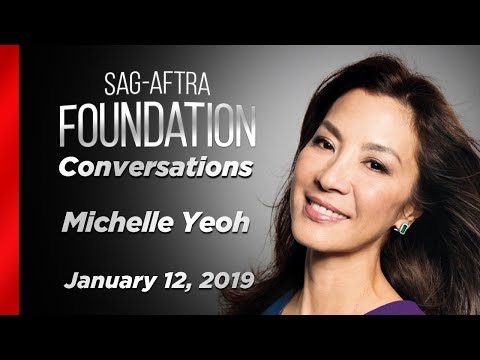 Conversations with MICHELLE YEOH