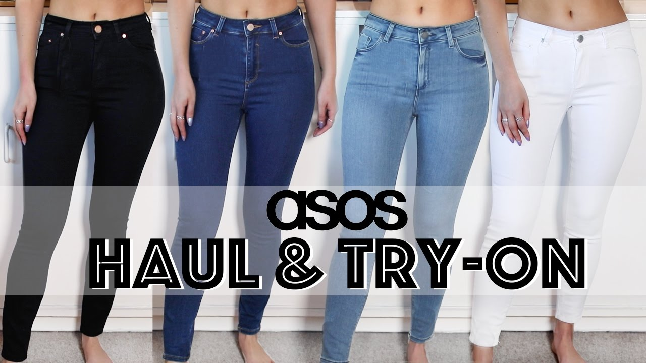 3904b8867326 Try-on Haul - Asos Jeans