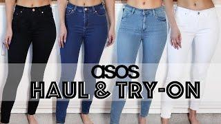 Try-on Haul - Asos Jeans | LLimWalker