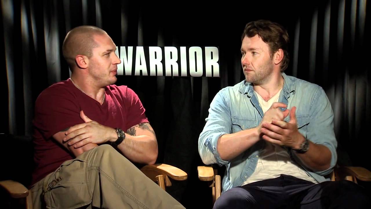 Tom Hardy Bane Nick Nolte Joel Edgerton Interview