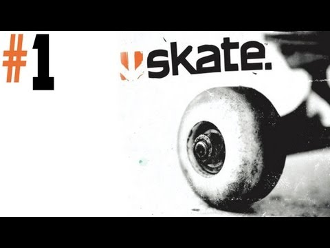 Skate - Walkthrough - Part 1 - Pro Skateboarder/Doctor?