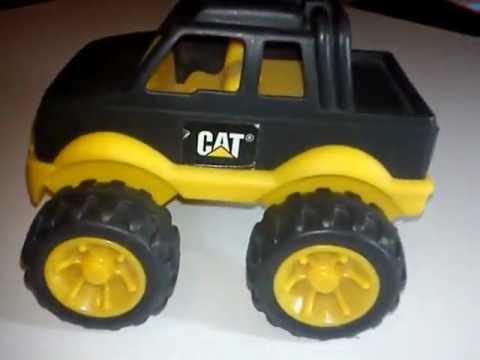Auto De Juguete Marca Cat Youtube