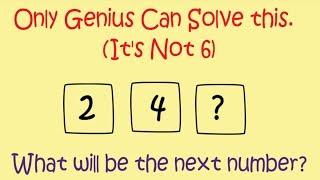 IF YOU'RE A TRUE GENIUS, YOU WILL SOLVE IT || Puzzles and Riddles